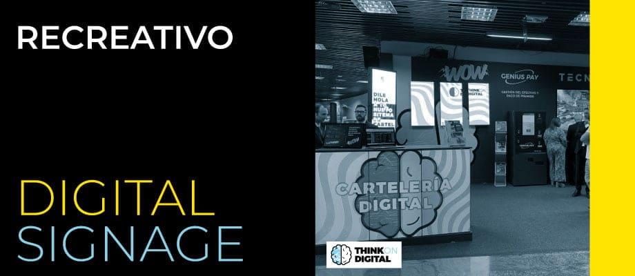 carteleria digital congreso andaluz juego